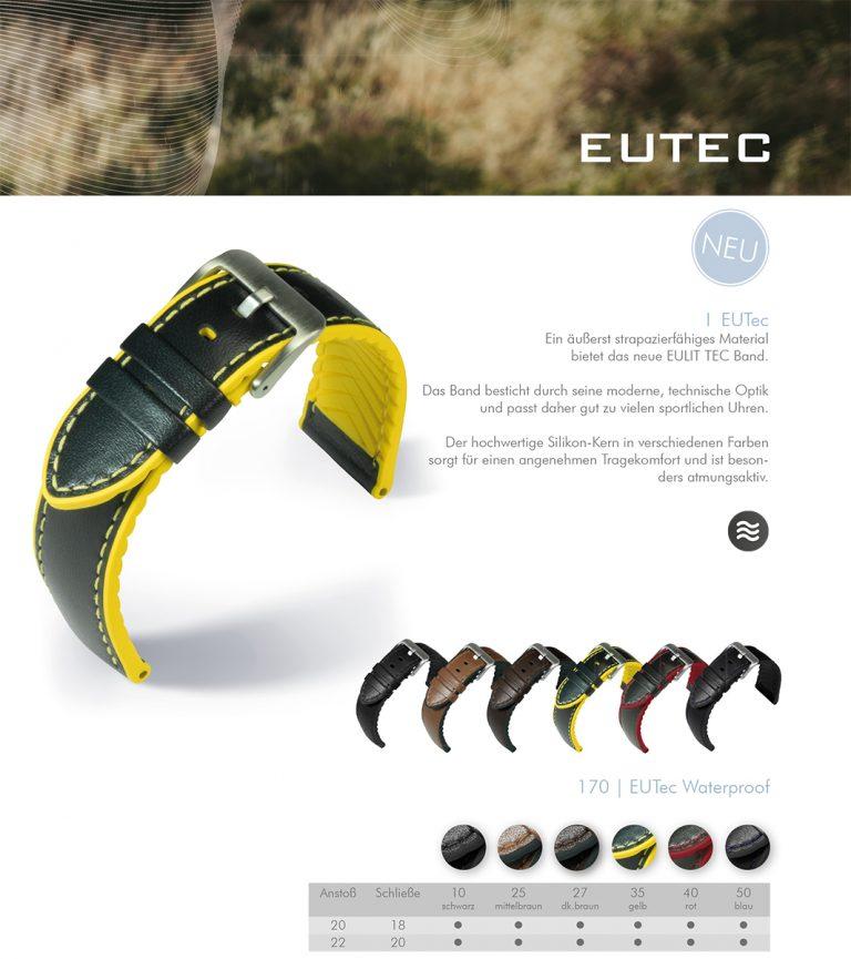 EULIT-Uhrarmbänder_EUTec_waterproof